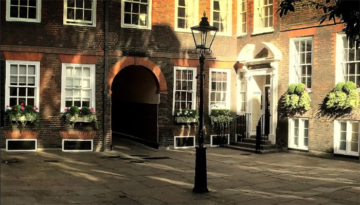 Our offices at 5 Pump Court Chambers