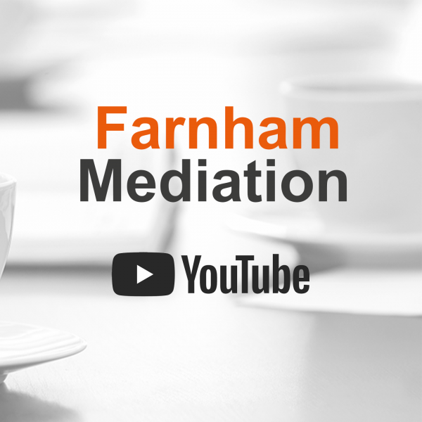 Visit Farnham Mediation's YouTube channel
